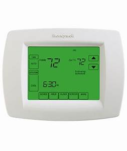 Honeywell 8000 Programmable Thermostat Installation Manual