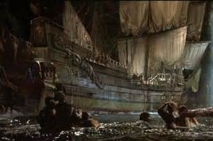 Goonies Pirate Ship