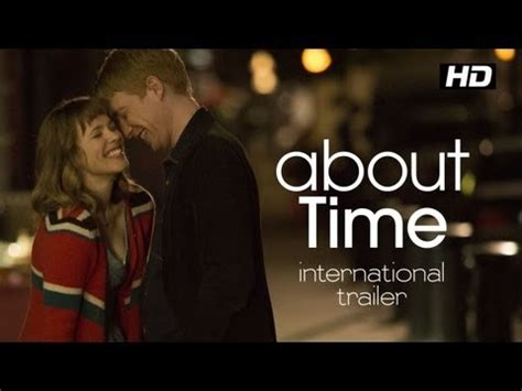 About Time (2013) Rachel McAdams - Movie Trailer, Cast ...