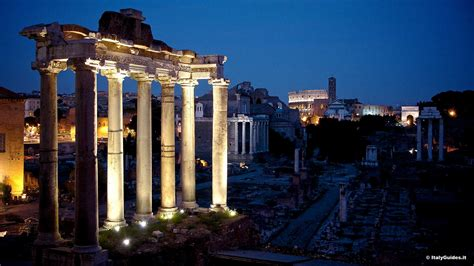 Pictures of the Roman Forum, Rome Italy - ItalyGuides.it