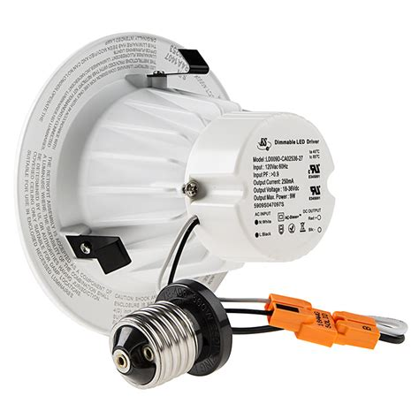 led retrofit can lights led can light retrofit for 4 fixtures 9w can light