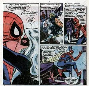 The gallery for --> Marvel Black Cat And Mary Jane Kiss