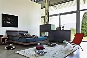Idees Deco Chambre : chambre moderne 56 id es de d co design ~ Melissatoandfro.com Idées de Décoration