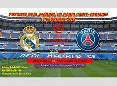 PREDIKSI REAL MADRID VS PSG 15 FEBUARI 2018 AsiaBola123