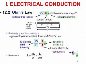 Electrical Conduction Examples