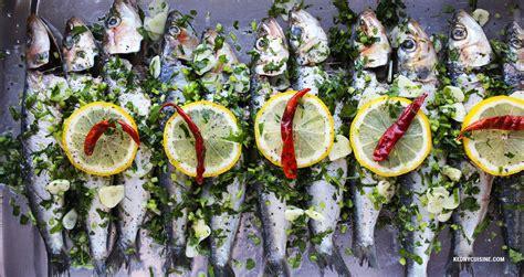 cuisine au four sardines au four kedny cuisine