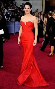 Sandra Bullock | Get the Look for Less: Oscar Dresses ...