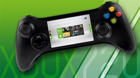 livingroom pc report xbox 720 controller to wii u like touch