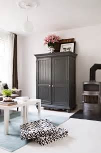 Armoire Decor by Living Room Decorating Ideas Under 100 Decor8