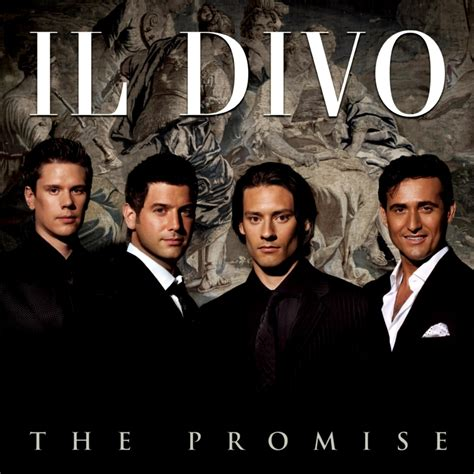 By Il Divo by Il Divo The Promise 2008 Pamehrv