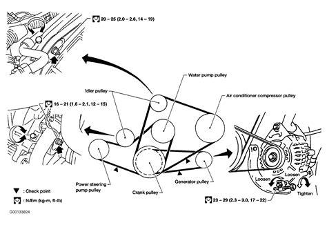 Nissan Pathfinder Alternator Wiring Diagram