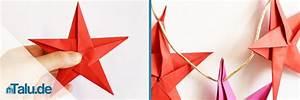 3d Stern Basteln 5 Zacken : origami stern falten stern aus papier basteln ~ Lizthompson.info Haus und Dekorationen