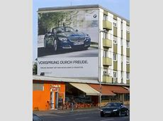 BMW Slaps Audi Again with New Billboard autoevolution