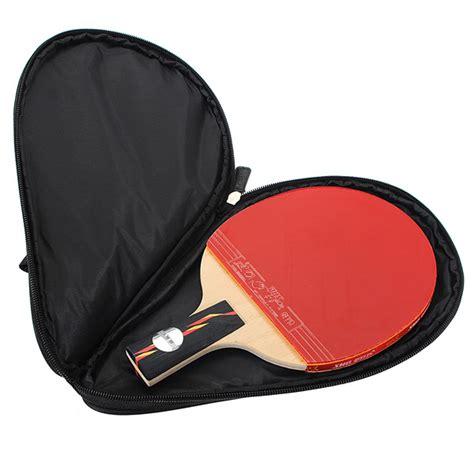 table tennis bat case table tennis racket ping pong paddle bat case bag new
