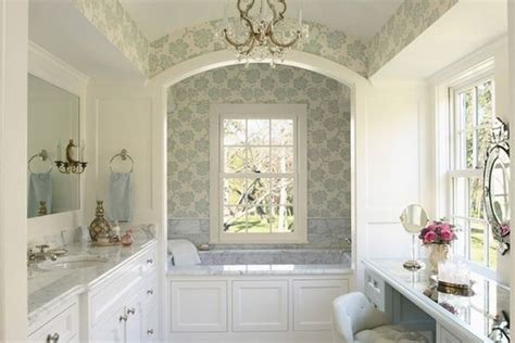 elegant  luxury vintage inspired bathrooms luxury