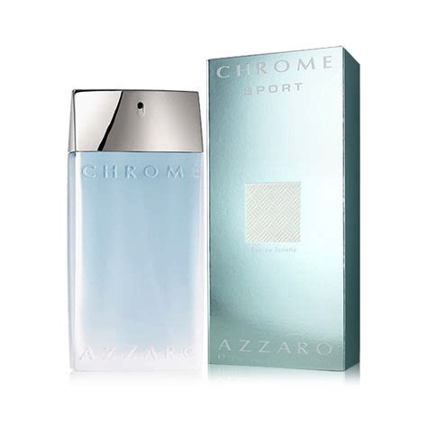 azzaro chrome sport eau de toilette 100ml perfumeonline gr