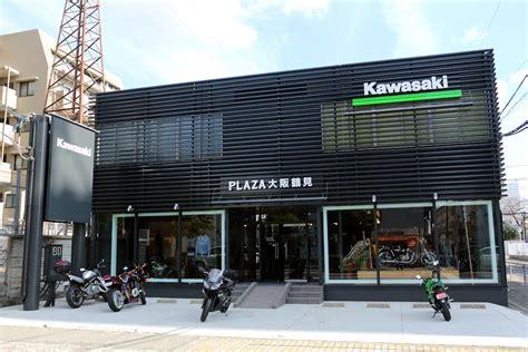 Kawasaki Jp by 2017 カワサキの新ブランドショップ カワサキプラザ のオープン予定店舗が発表 カワサキイチバン