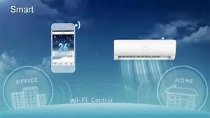 Haier India Wi-fi Air Conditioners