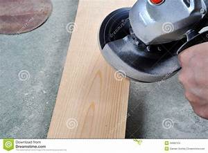 Grinding Wood Stock Images - Image: 34082124
