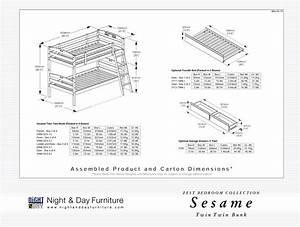 Lit Simple Dimension : dimension lit superpose maison design ~ Teatrodelosmanantiales.com Idées de Décoration