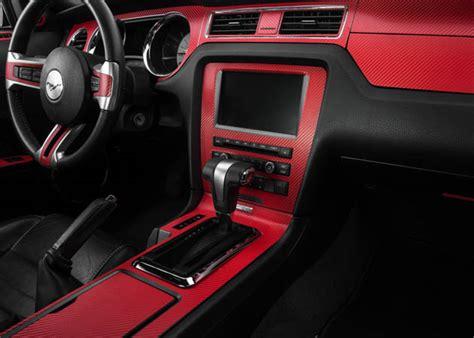 mustang interior upgrade guide