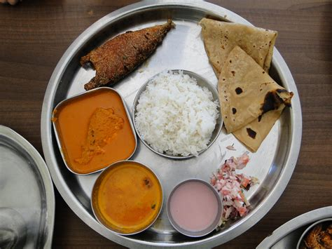 file  fish thali traditional style  serving food