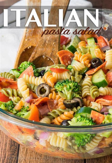 pasta salad recipes  idea room