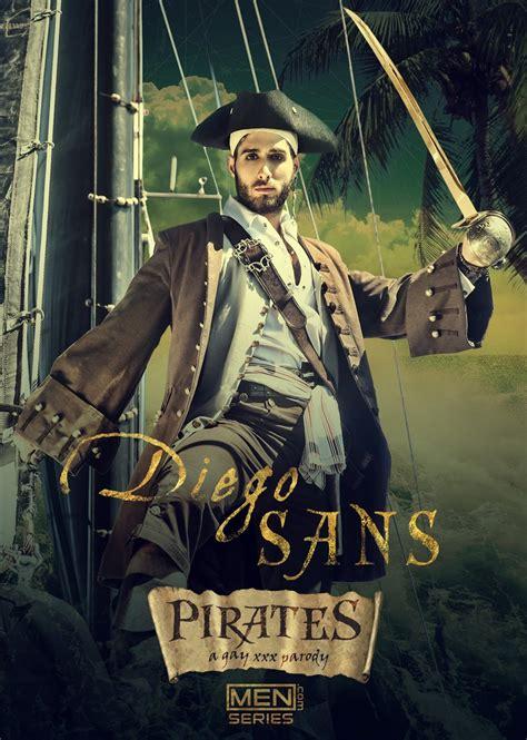 Diego Sans E Johnny Rapid Farão Paródia Pornô De Piratas