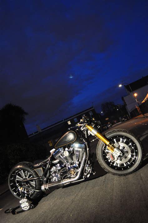 Custom Harley-Davidson Unorthodox by Charlie Stockwell ...
