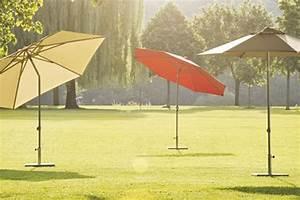 Sonnenschirm Für Balkon : sonnenschirm rund und rechteckig f r balkon garten bei peter s e ~ Markanthonyermac.com Haus und Dekorationen