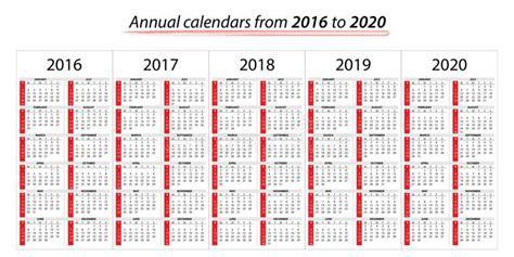 calendar stock vector illustration