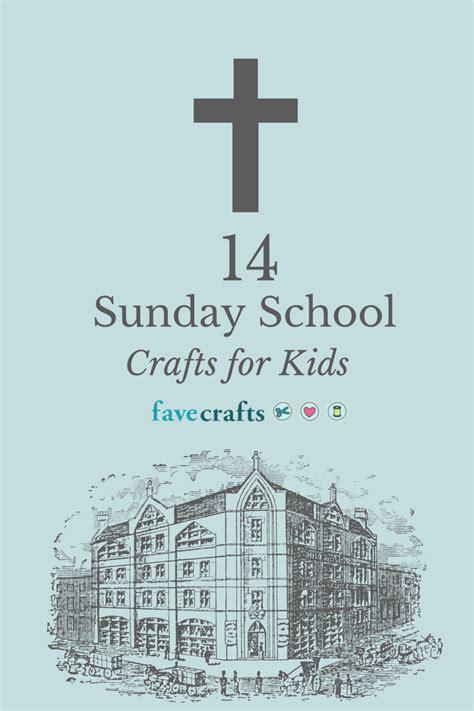 kids sunday school crafts favecraftscom