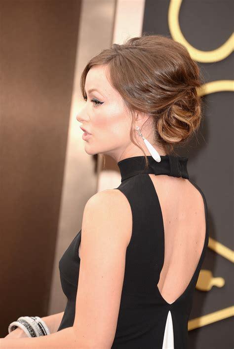 Olivia Wilde Hair Makeup Oscars Popsugar Beauty