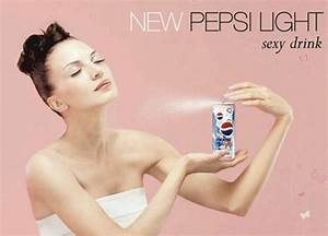 Dottie Grover English 103: Pepsi Light Advertisement