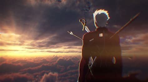 fate stay night unlimited blade works episode  thoughts