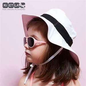 Chapeau Anti Uv : chapeau kapel anti uv reversible 2 4 ans pink de ki et la ~ Melissatoandfro.com Idées de Décoration