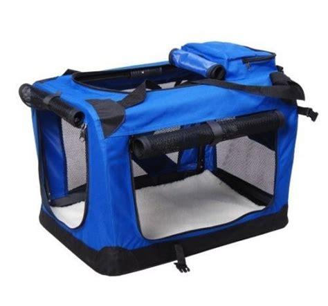 box auto pieghevole trasportino pieghevole gabbia box per auto per cani