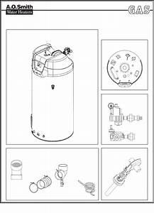A O  Smith Water Heater Bth