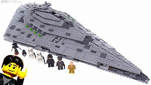 LEGO Star Wars First Order Star Destroyer review! 75190 ...