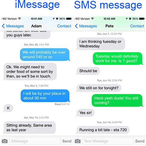 how to text messages from iphone iphone app android texting app that works like imessages