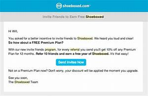 the last referral program template you will ever need With refer a friend email template