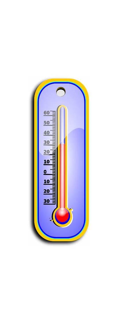 Thermometer Weather Clipart Clip Clipartpanda Clker