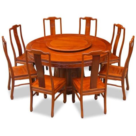 Dining Table Chairs Price by 60in Rosewood Dining Table With 8 Chairs