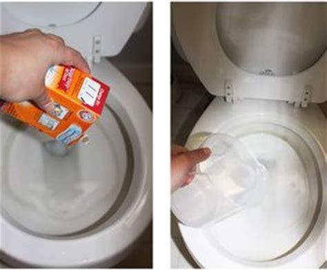 toilette verstopft hausmittel gegen abfluss verstopfungen