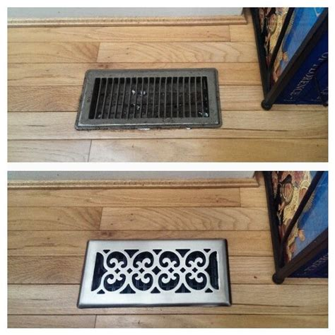 Floor Heater Grate Cover by 25 Best Ideas About Vent Covers On Clean Air