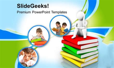 Powerpoint Template For Education 20 premium education powerpoint templates free