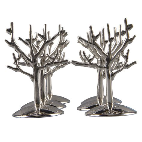 wedding place card holder table number holder silver mini table card stand table decoration metal 48cm high business card standing holders celebrate it occasions silver plated tree place card holder