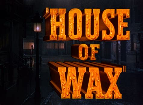 House Of Wax Bluray  Vincent Price