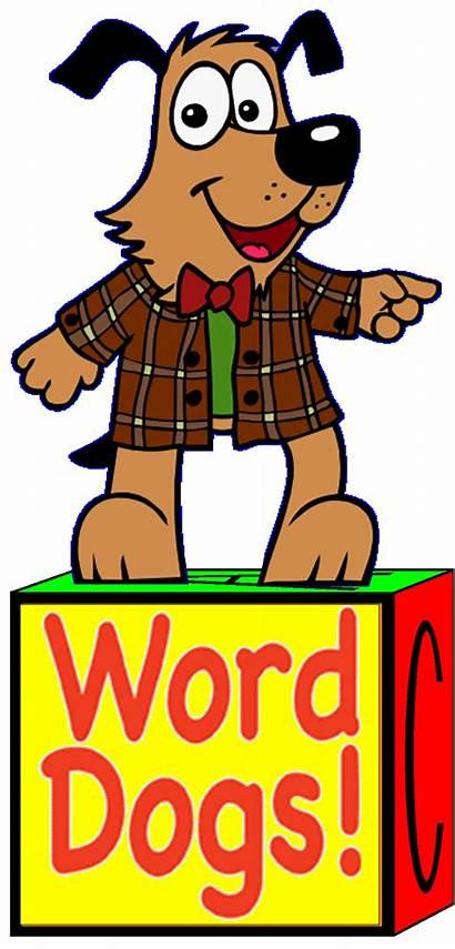 Word Sight Clipart Grammar Transparent Words Phonics