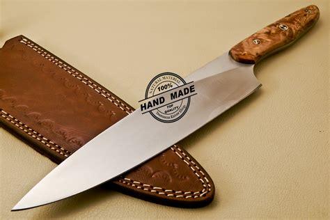 Kitchen Chef Knives by Kitchen Knife Custom Handmade Stainless Steel Kitchen Chef